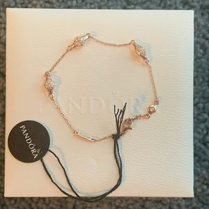 Pandora Rose love pods bracelet